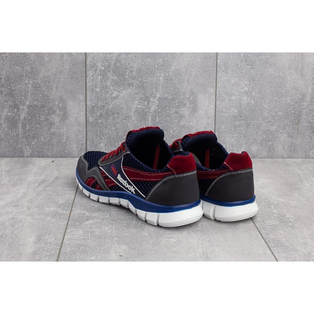 Летние кроссовки мужские - Мужские кроссовки текстильные летние черные-серые CrosSAV 50 2
