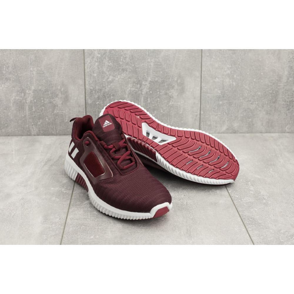 Демисезонные кроссовки мужские   - Мужские кроссовки текстильные весна/осень бордовые Classica G 9391 -1 1