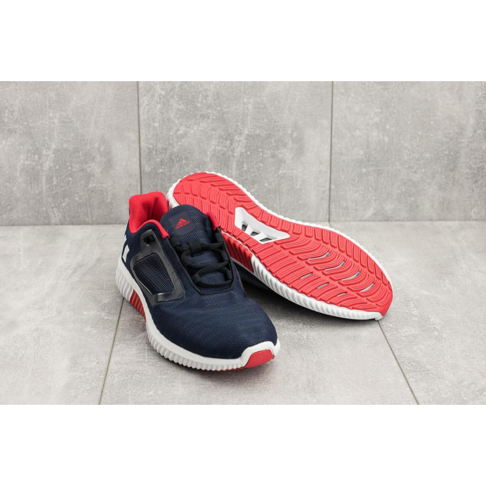 Демисезонные кроссовки мужские   - Мужские кроссовки текстильные весна/осень синие Classica G 9391 -4 4
