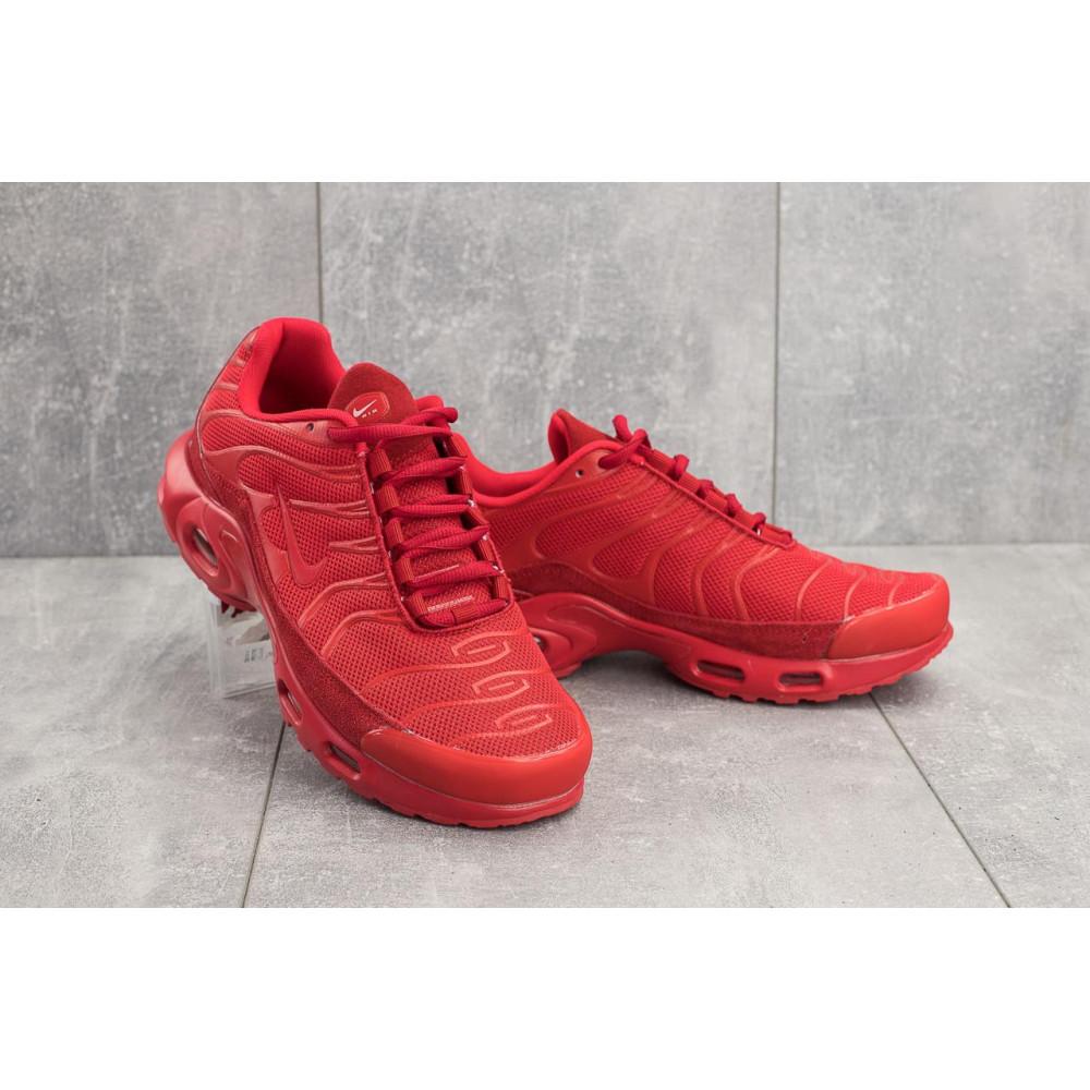 Демисезонные кроссовки мужские   - Мужские кроссовки текстильные весна/осень красные Classica G 5069 -1