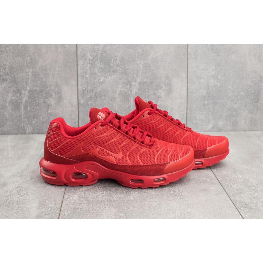 Демисезонные кроссовки мужские   - Мужские кроссовки текстильные весна/осень красные Classica G 5069 -1 3