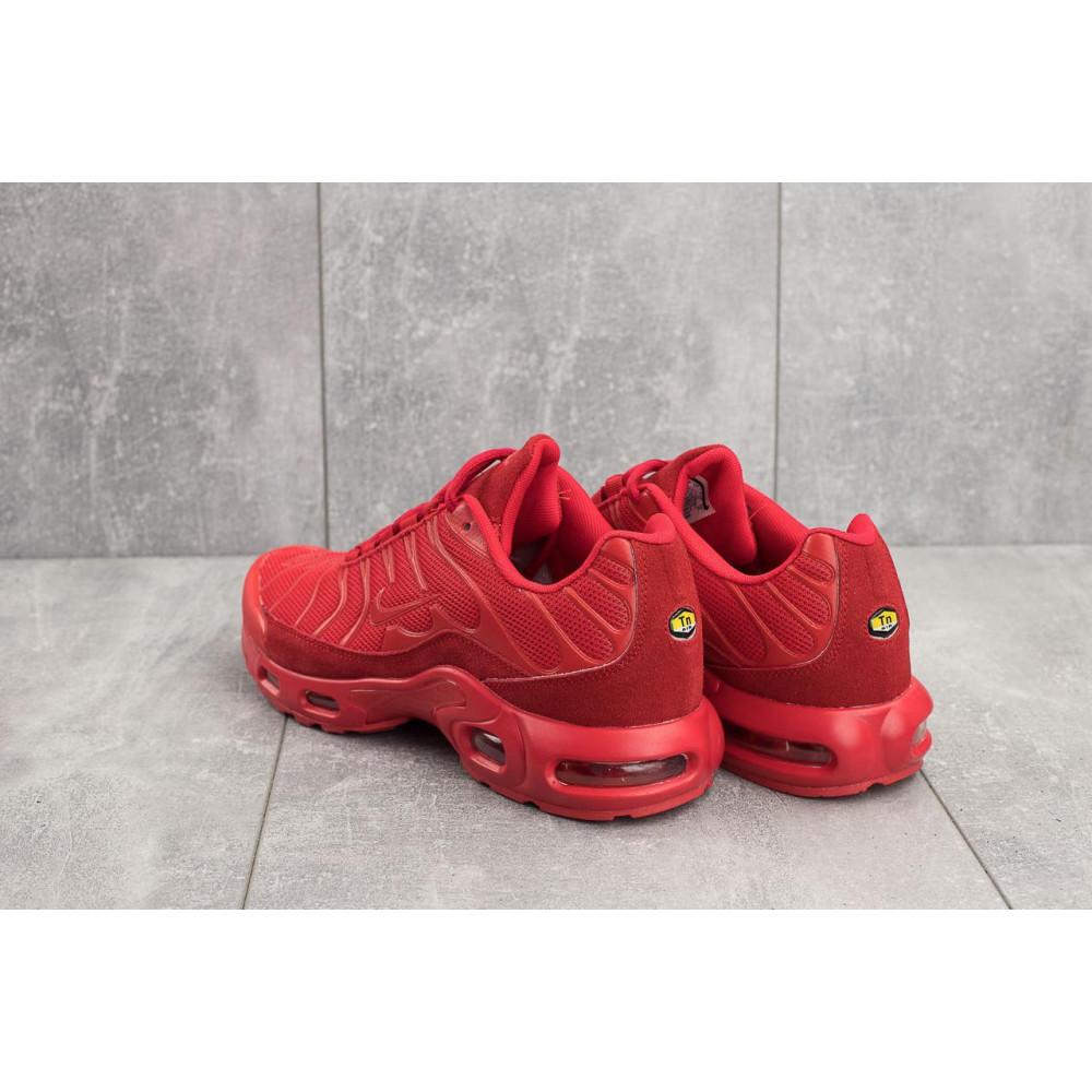 Демисезонные кроссовки мужские   - Мужские кроссовки текстильные весна/осень красные Classica G 5069 -1 2