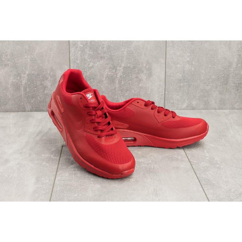 Летние кроссовки мужские - Мужские кроссовки искусственная кожа летние красные Classica G 5082 -3