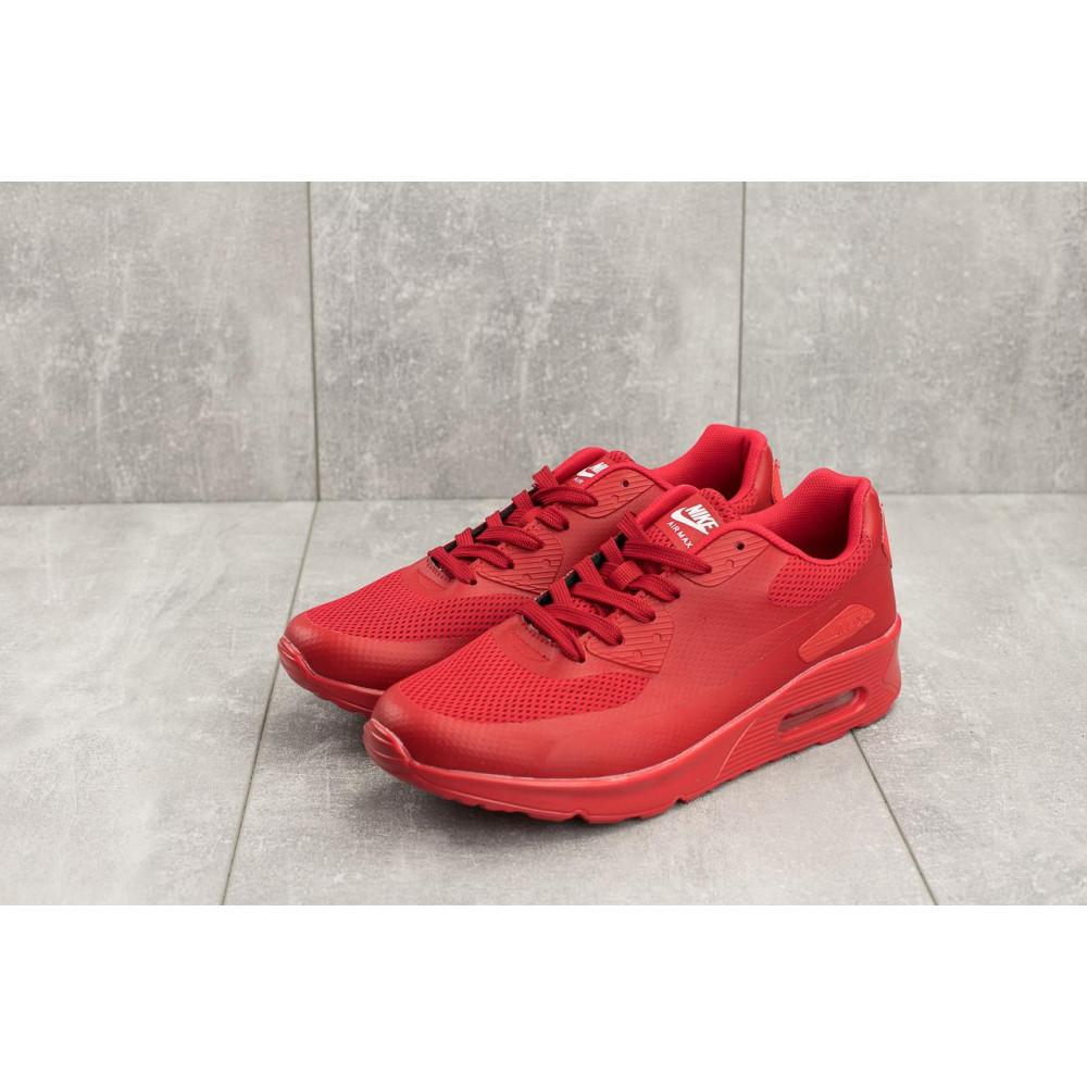 Летние кроссовки мужские - Мужские кроссовки искусственная кожа летние красные Classica G 5082 -3 1
