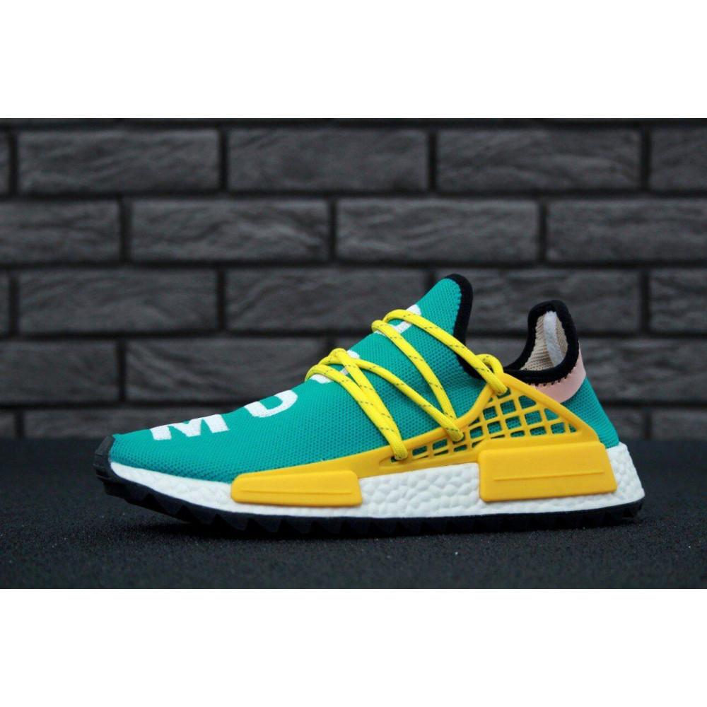 Беговые кроссовки мужские  - Мужские кроссовки Adidas x Pharrell Williams Human Race NMD 1