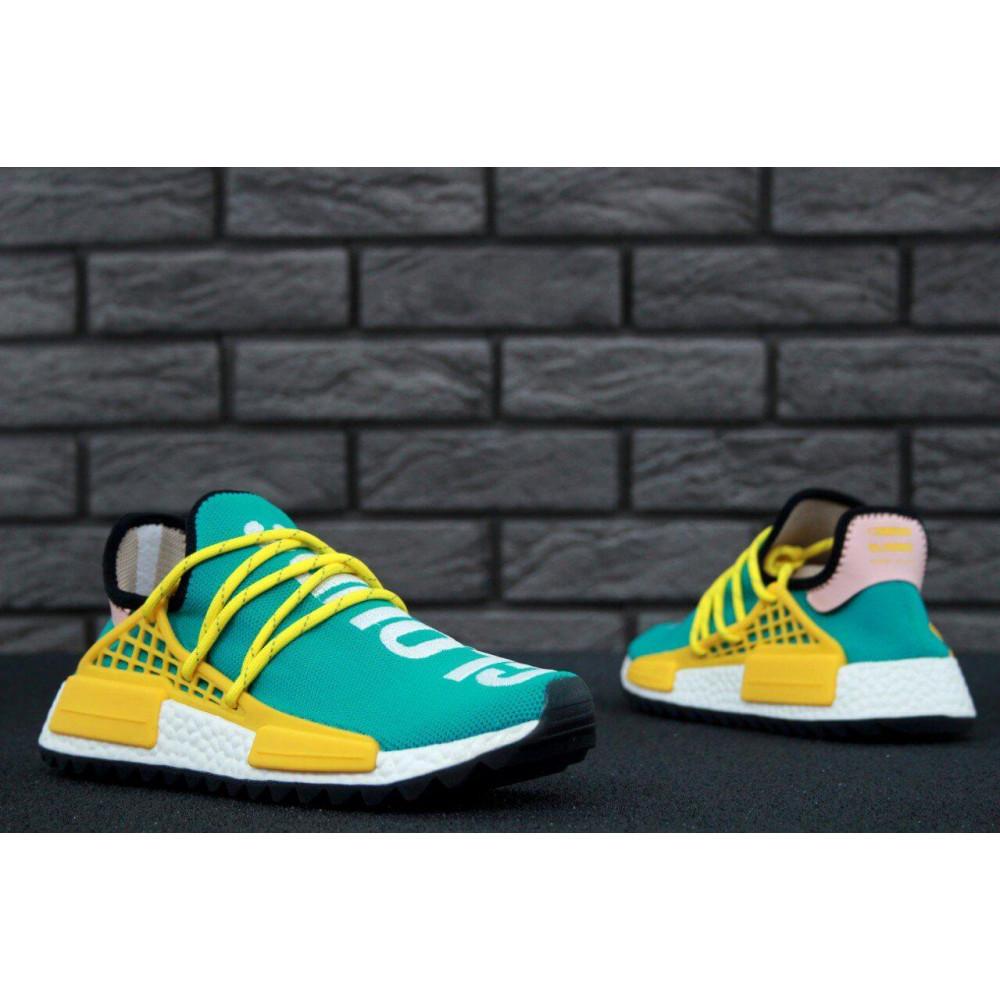 Беговые кроссовки мужские  - Мужские кроссовки Adidas x Pharrell Williams Human Race NMD 5