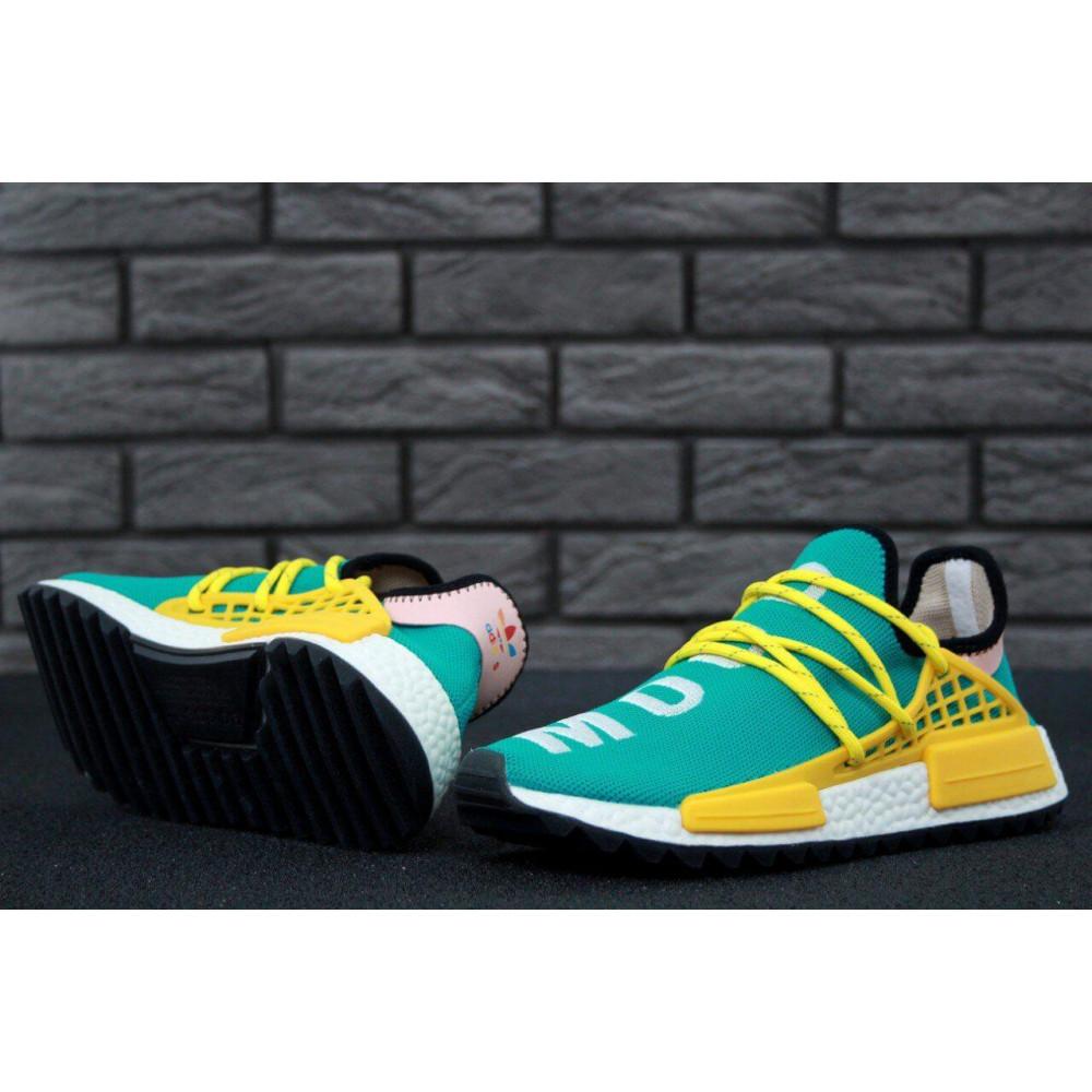 Беговые кроссовки мужские  - Мужские кроссовки Adidas x Pharrell Williams Human Race NMD 4
