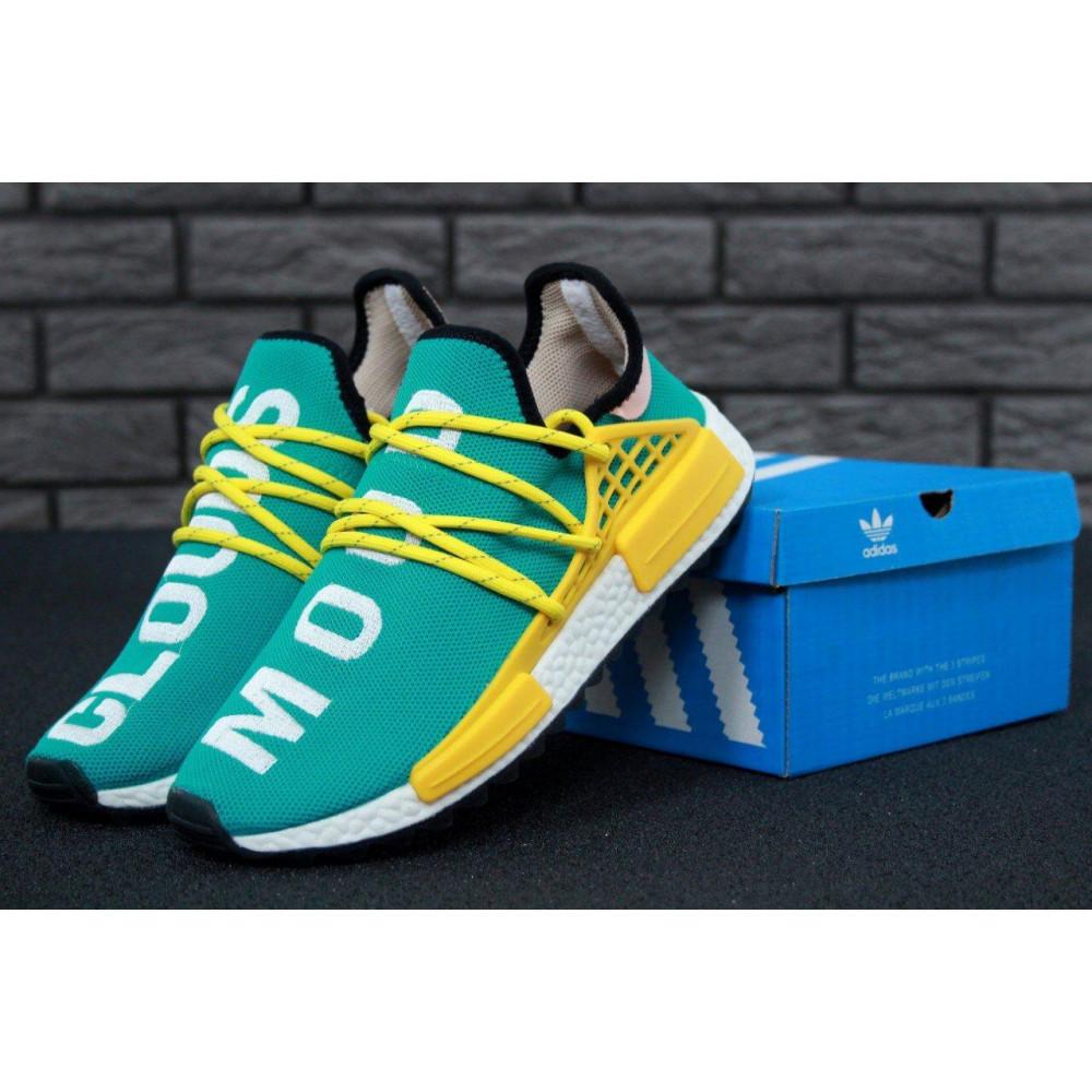 Беговые кроссовки мужские  - Мужские кроссовки Adidas x Pharrell Williams Human Race NMD