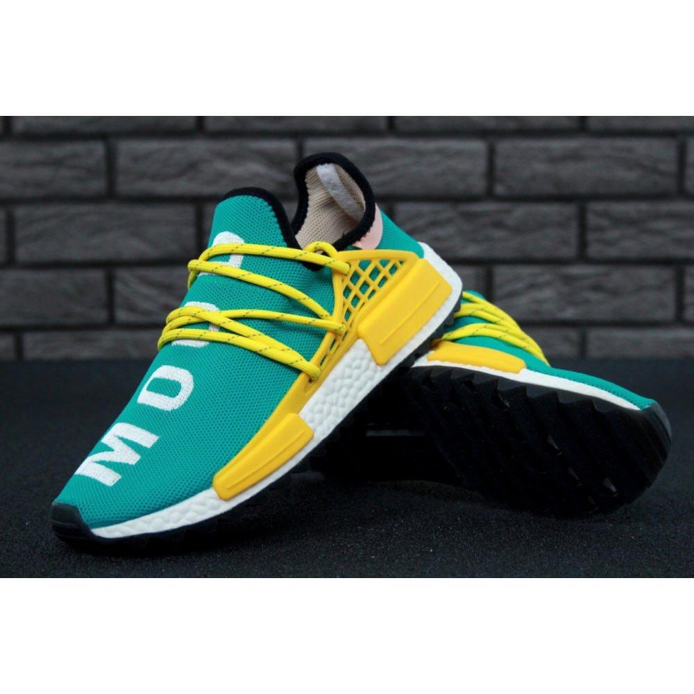 Беговые кроссовки мужские  - Мужские кроссовки Adidas x Pharrell Williams Human Race NMD 6