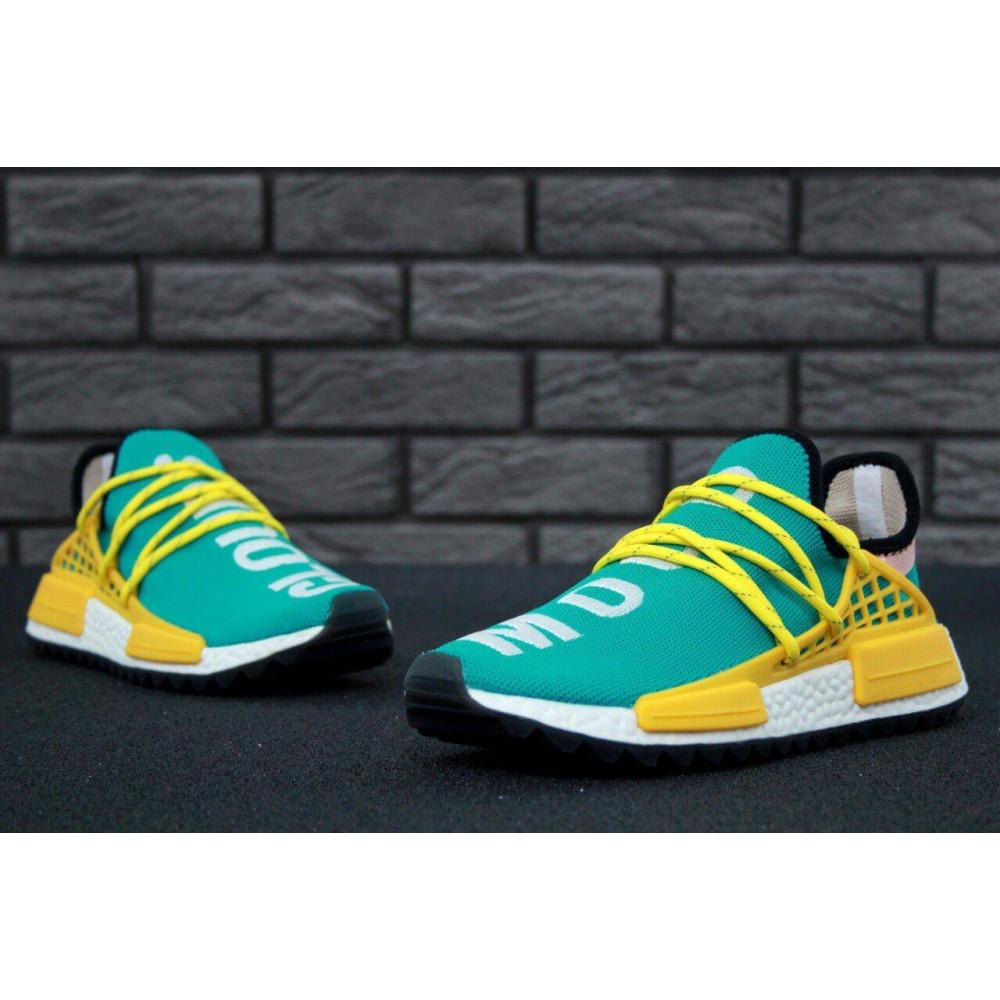 Беговые кроссовки мужские  - Мужские кроссовки Adidas x Pharrell Williams Human Race NMD 7