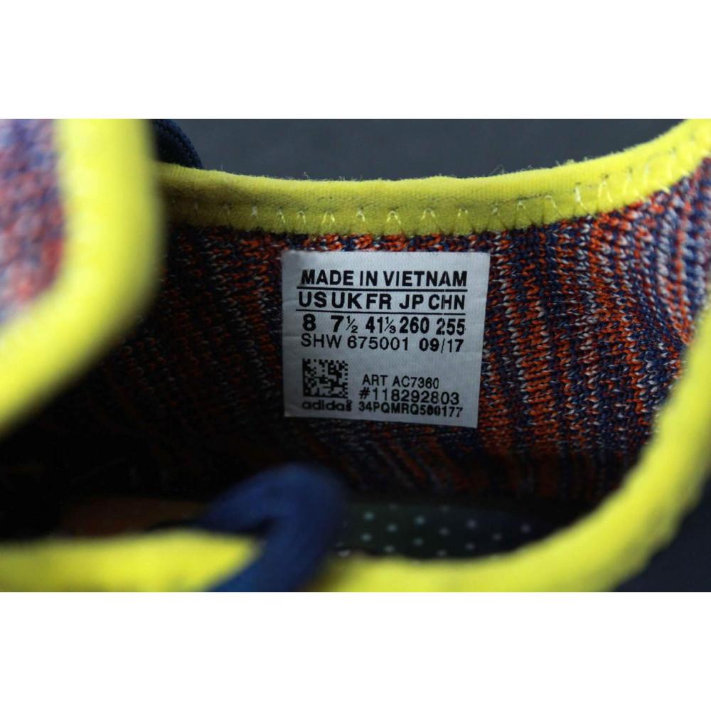 Беговые кроссовки мужские  - Кроссовки Adidas x Pharrell Williams Human Race NMD Multicolor 8
