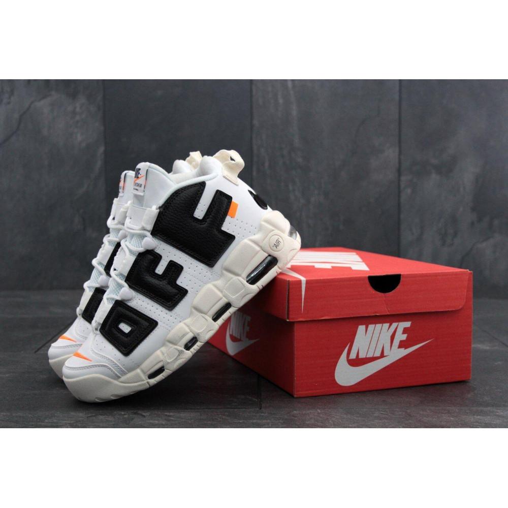 Демисезонные кроссовки мужские   - Мужские кроссовки Air More UpTempo Off White