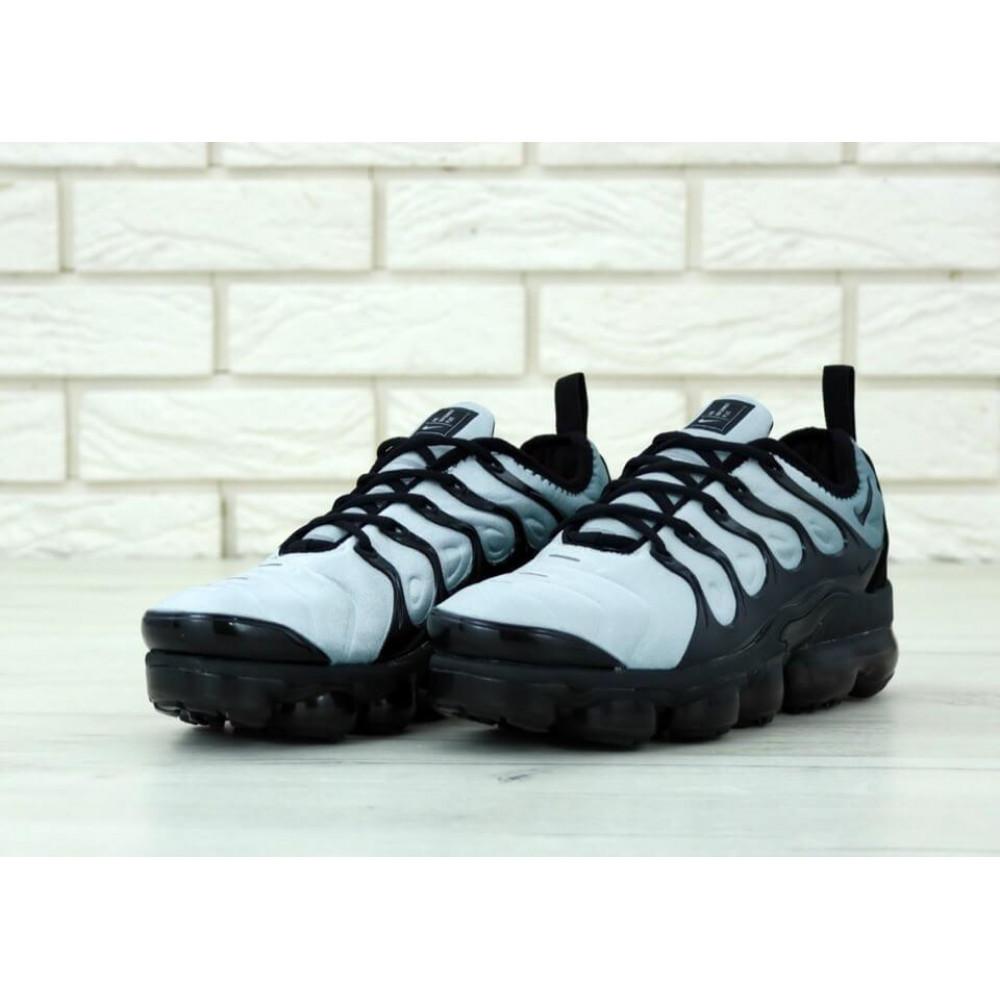 Классические кроссовки мужские - Мужские кроссовки Найк Вапормакс в сером цвете 2