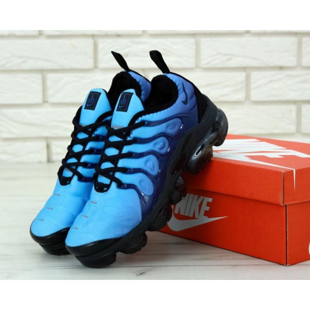 Классические кроссовки мужские - Мужские кроссовки Найк Вапормакс синего цвета