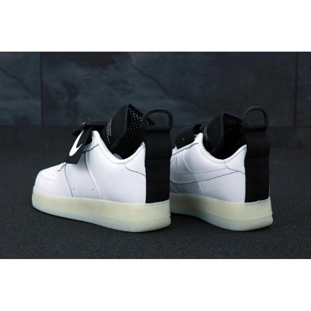 Летние кроссовки мужские - Мужские кроссовки Nike Air Force 1 Low Utility White 3