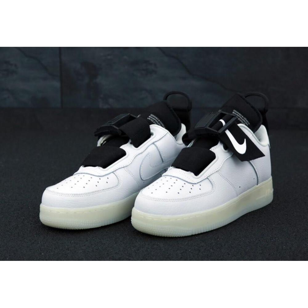 Летние кроссовки мужские - Мужские кроссовки Nike Air Force 1 Low Utility White 2