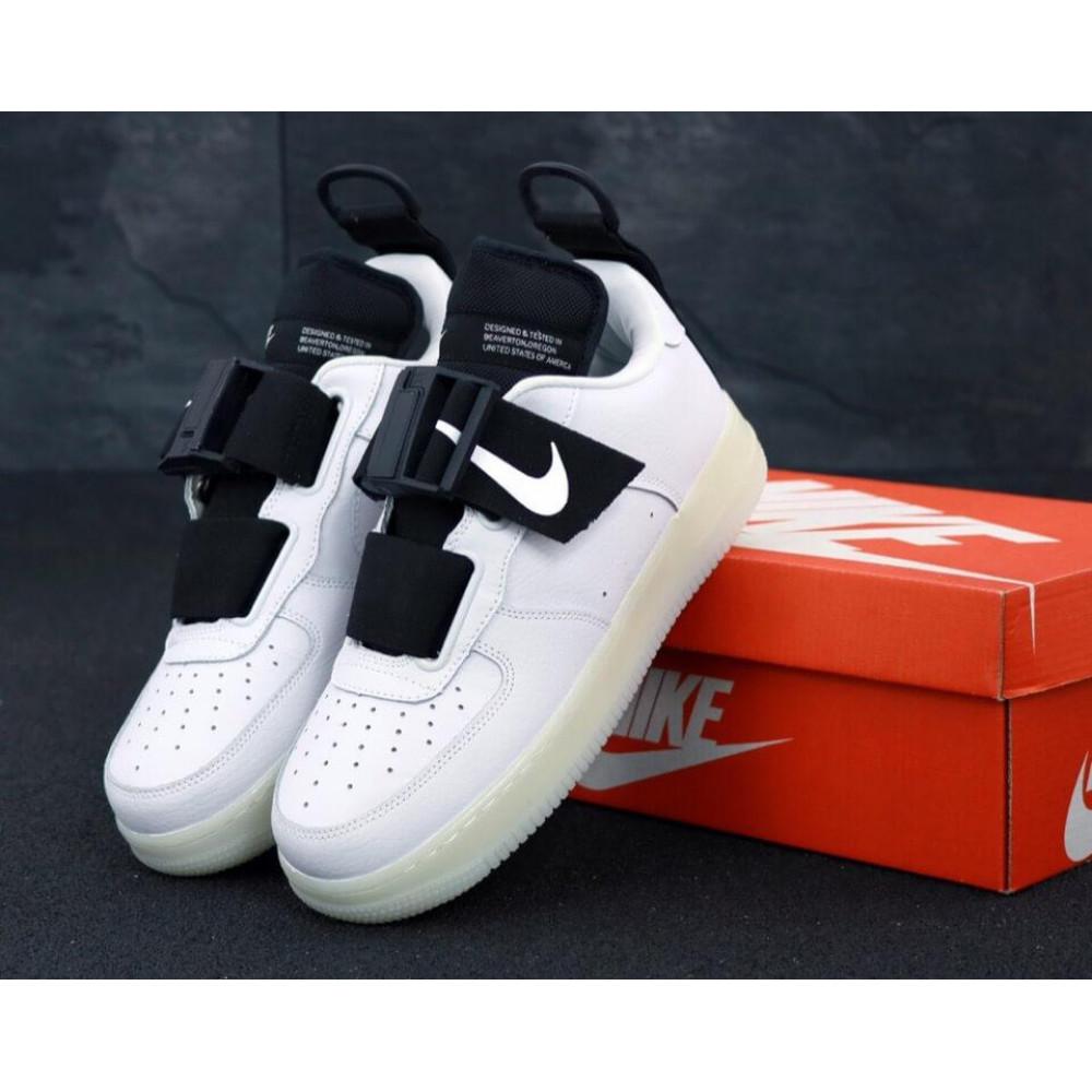 Летние кроссовки мужские - Мужские кроссовки Nike Air Force 1 Low Utility White