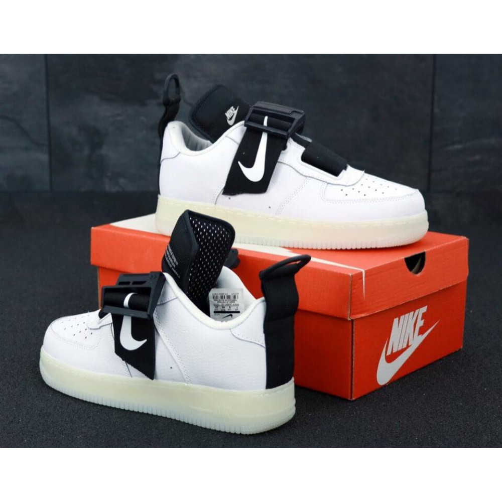 Летние кроссовки мужские - Мужские кроссовки Nike Air Force 1 Low Utility White 4