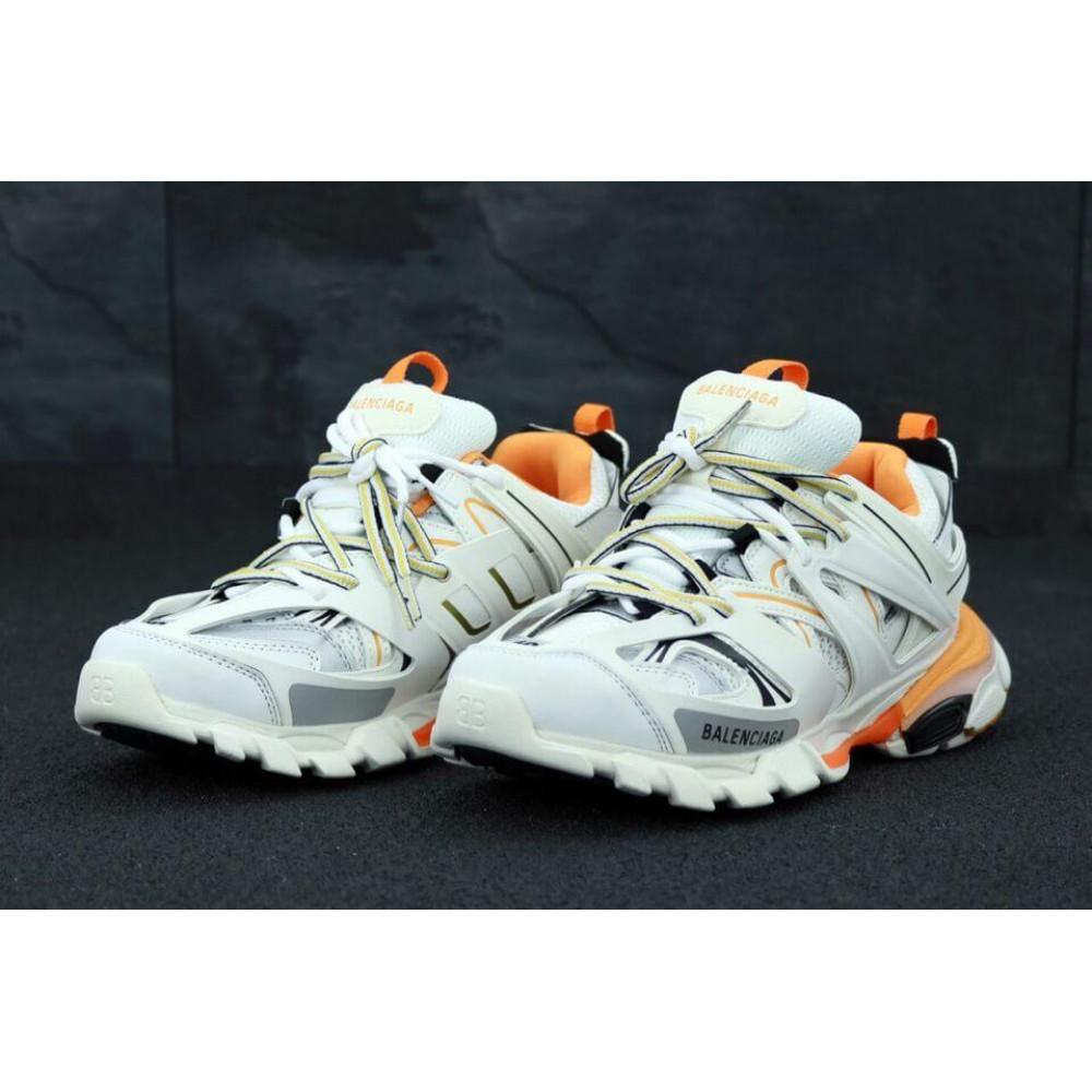 Классические кроссовки мужские - Мужские кроссовки Balenciaga Track серого цвета 1