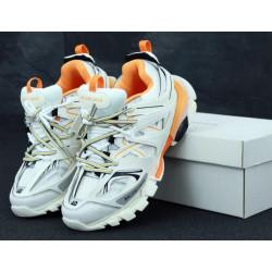 Мужские кроссовки Balenciaga Track серого цвета