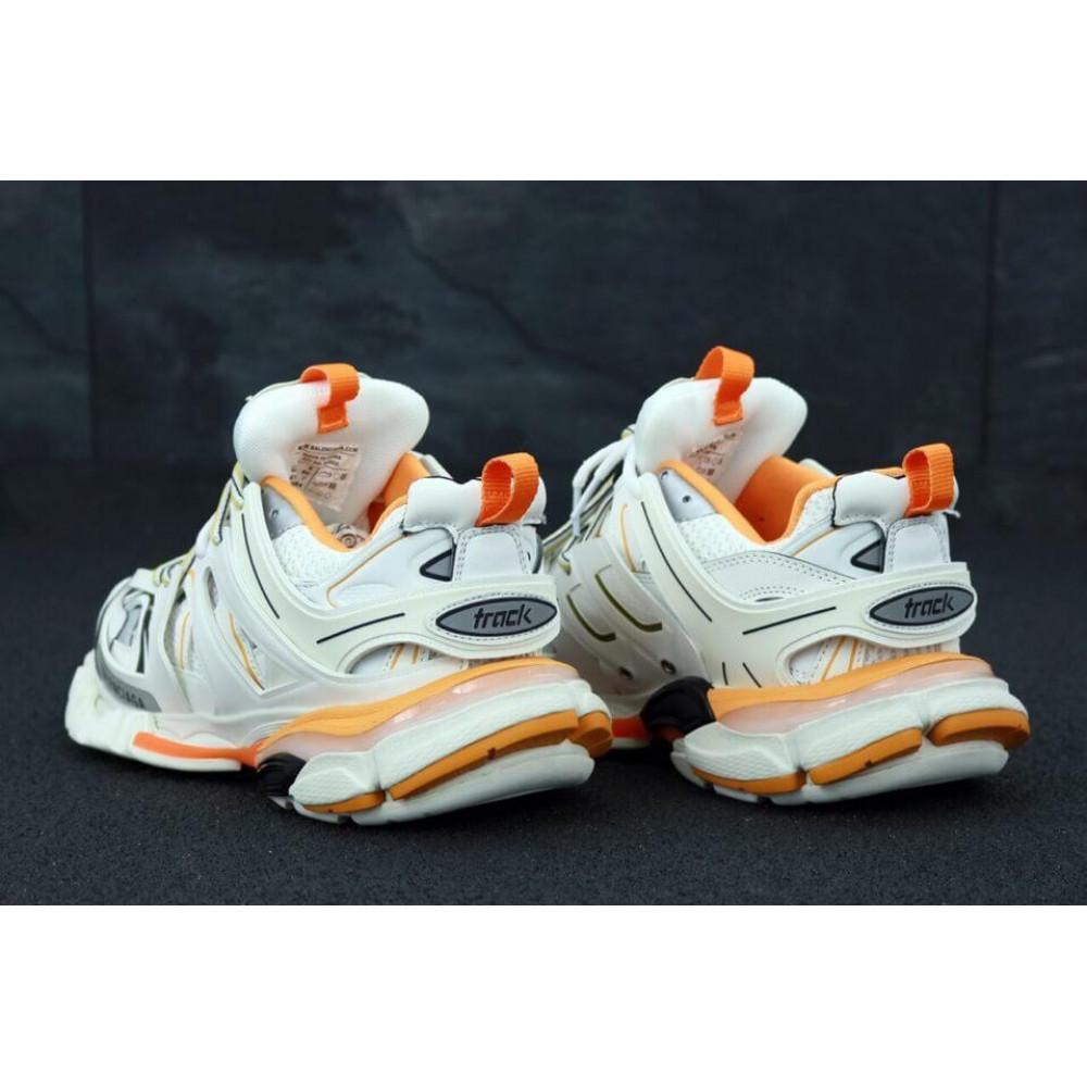 Классические кроссовки мужские - Мужские кроссовки Balenciaga Track серого цвета 4