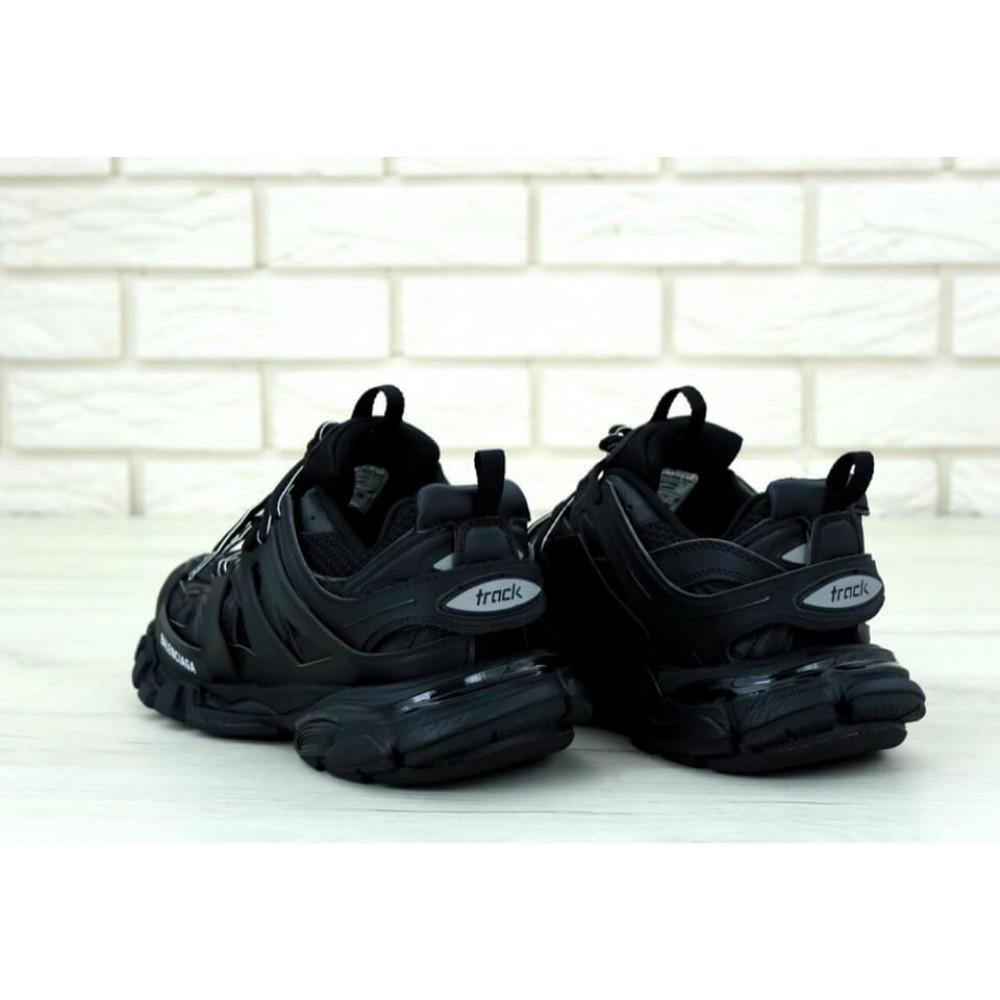 Классические кроссовки мужские - Мужские кроссовки Balenciaga Track черного цвета 4