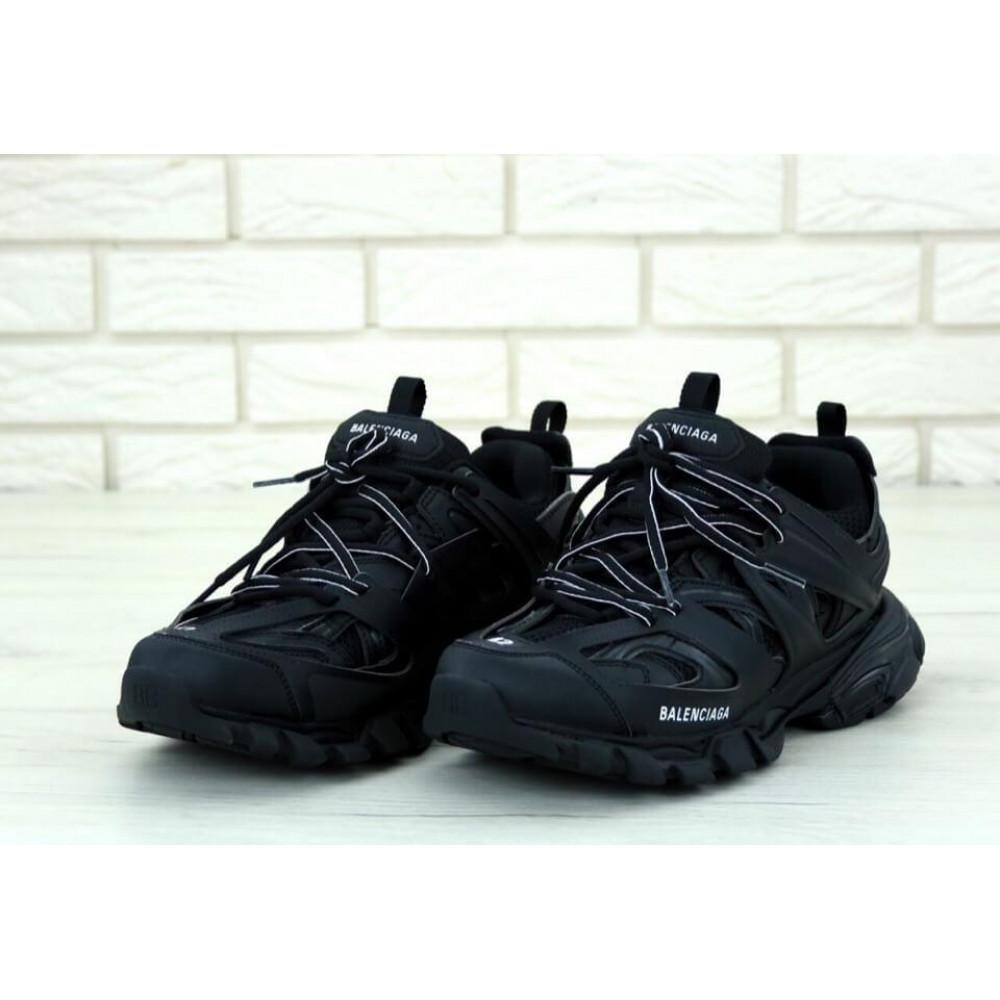 Классические кроссовки мужские - Мужские кроссовки Balenciaga Track черного цвета 2