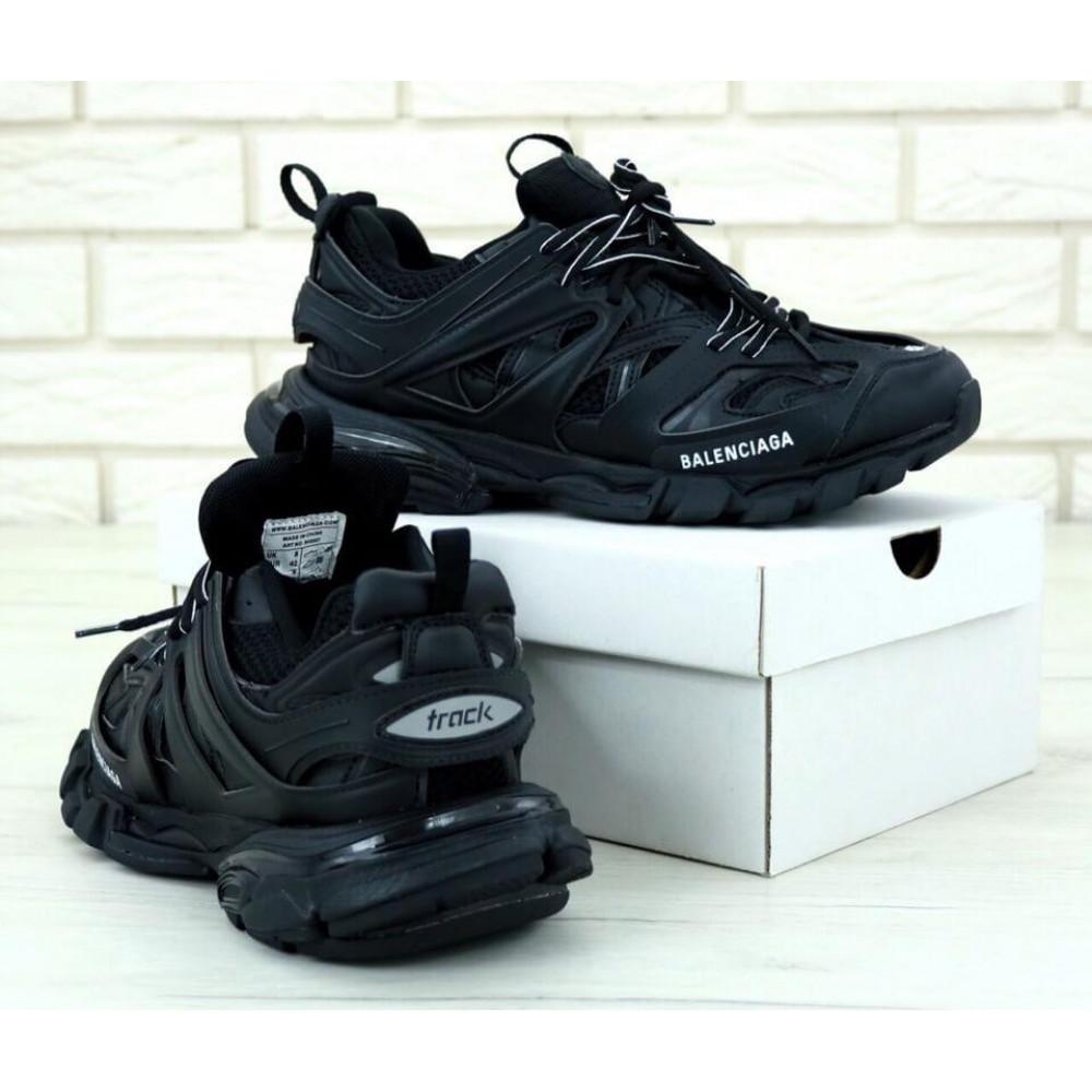 Классические кроссовки мужские - Мужские кроссовки Balenciaga Track черного цвета 3