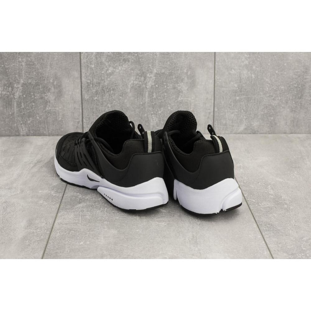 Демисезонные кроссовки мужские   - Мужские кроссовки текстильные весна/осень черные Classica G 5079 -4 2