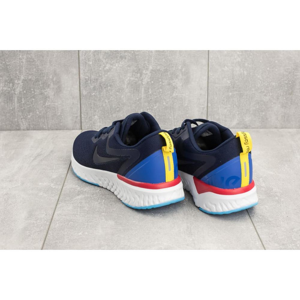 Демисезонные кроссовки мужские   - Мужские кроссовки текстильные весна/осень синие Baas A 396 -3 3