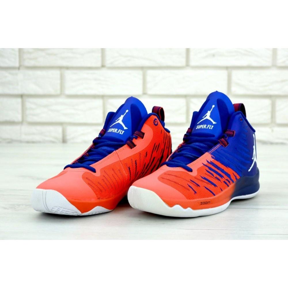 Демисезонные кроссовки мужские   - Баскетбольные кроссовки Air Jordan Super Fly 3