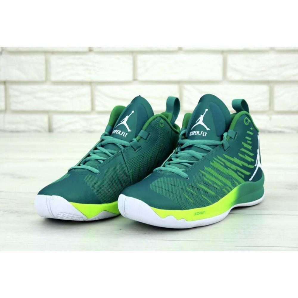 Демисезонные кроссовки мужские   - Баскетбольные кроссовки Air Jordan Superfly Zoom 2