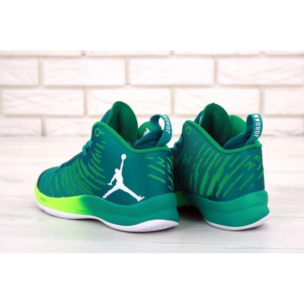 Демисезонные кроссовки мужские   - Баскетбольные кроссовки Air Jordan Superfly Zoom 3