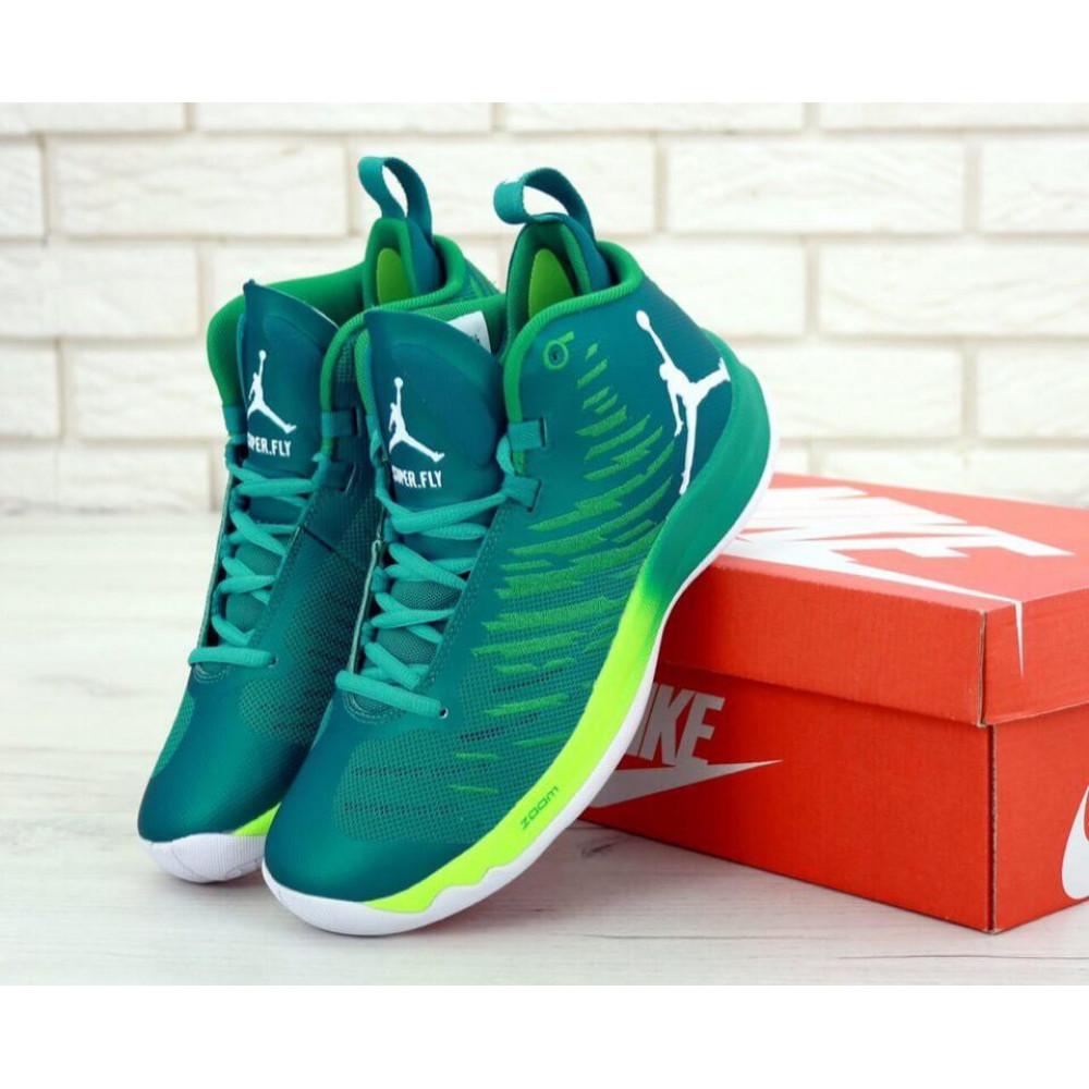 Демисезонные кроссовки мужские   - Баскетбольные кроссовки Air Jordan Superfly Zoom