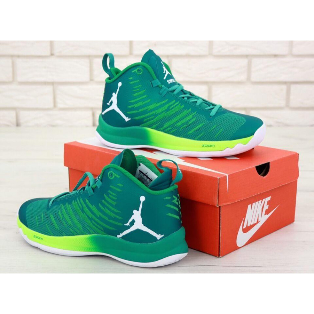 Демисезонные кроссовки мужские   - Баскетбольные кроссовки Air Jordan Superfly Zoom 4