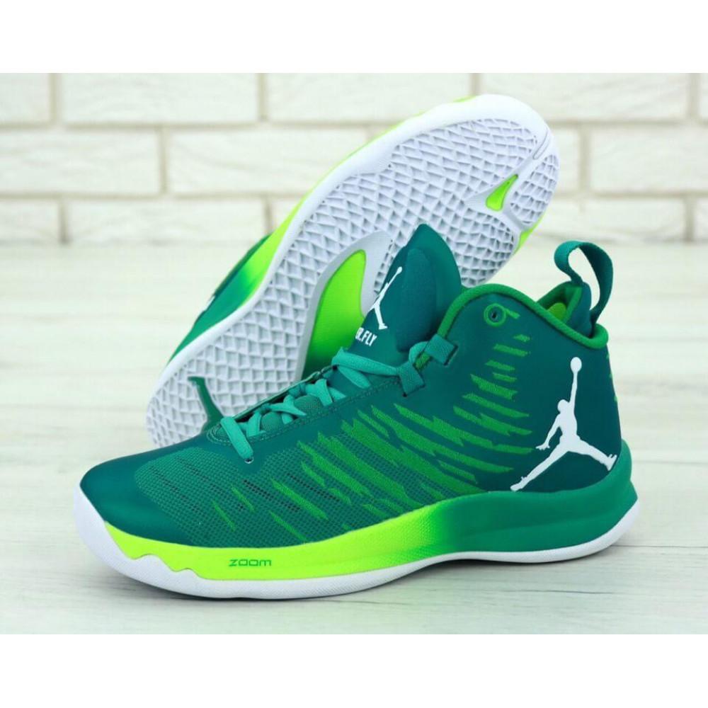 Демисезонные кроссовки мужские   - Баскетбольные кроссовки Air Jordan Superfly Zoom 1