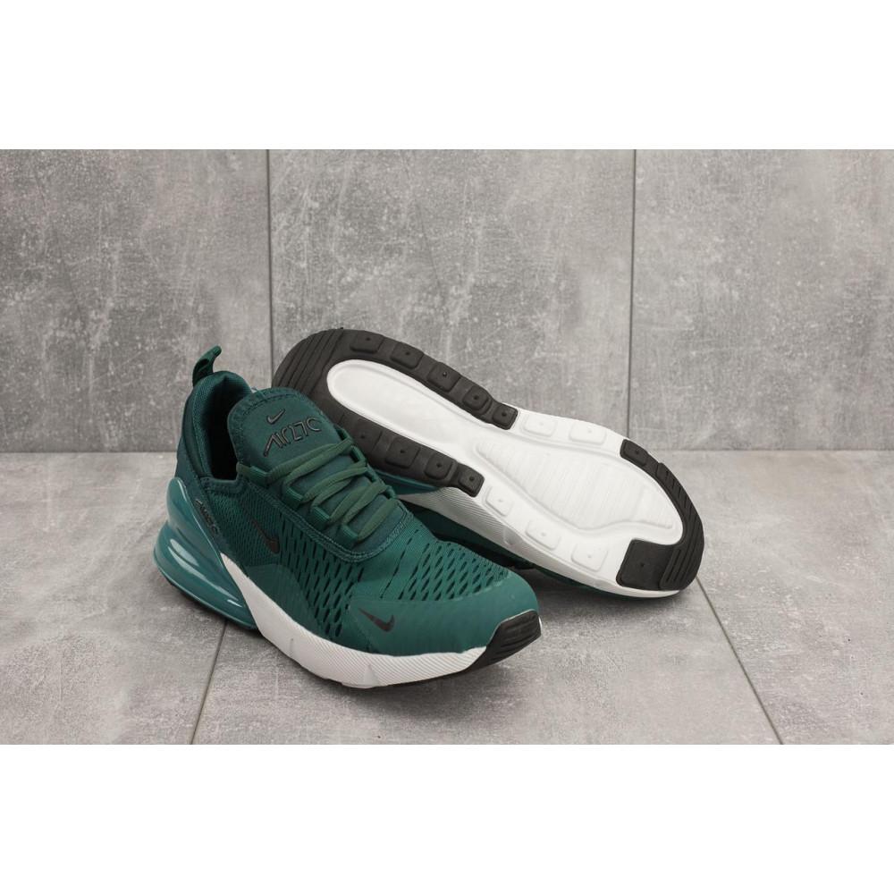 Демисезонные кроссовки мужские   - Мужские кроссовки текстильные весна/осень зеленые Aoka B 1122 -10 2