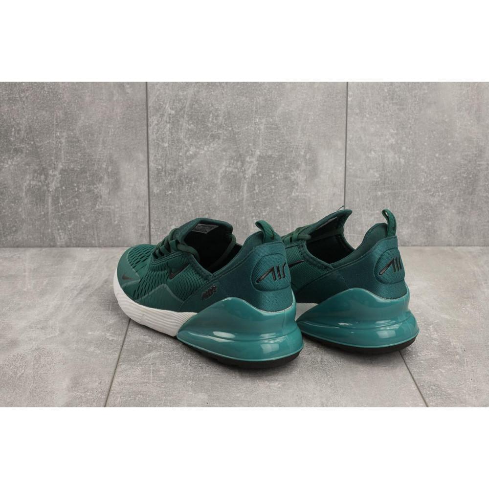 Демисезонные кроссовки мужские   - Мужские кроссовки текстильные весна/осень зеленые Aoka B 1122 -10 1