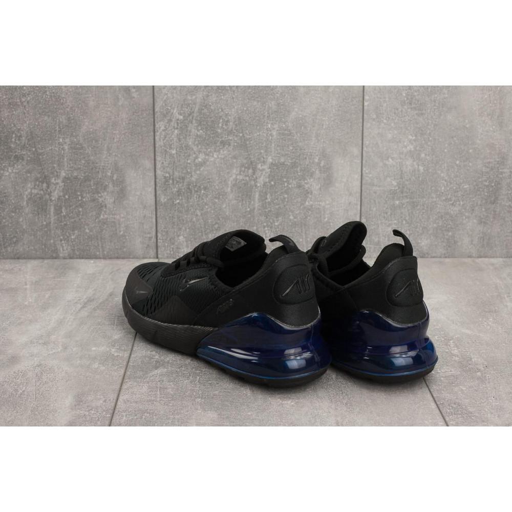 Демисезонные кроссовки мужские   - Мужские кроссовки текстильные весна/осень черные Aoka A 1122 2