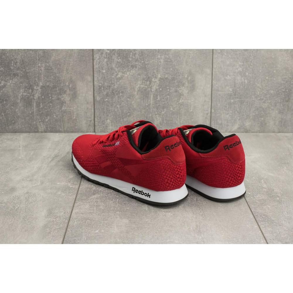 Демисезонные кроссовки мужские   - Мужские кроссовки текстильные весна/осень красные Ditof A 061 -48 T 3