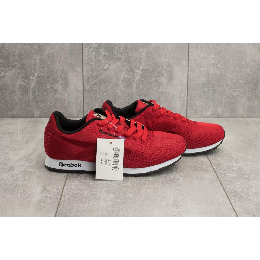 Демисезонные кроссовки мужские   - Мужские кроссовки текстильные весна/осень красные Ditof A 061 -48 T 2