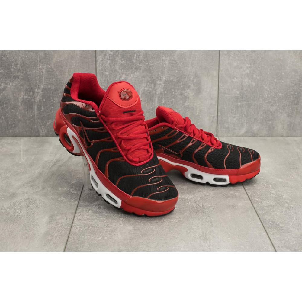 Демисезонные кроссовки мужские   - Мужские кроссовки текстильные весна/осень красные Ditof TN-14