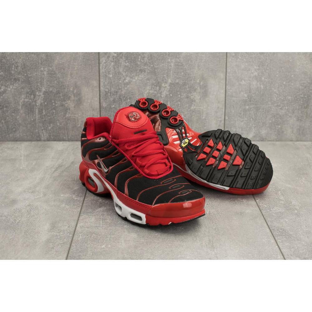 Демисезонные кроссовки мужские   - Мужские кроссовки текстильные весна/осень красные Ditof TN-14 4