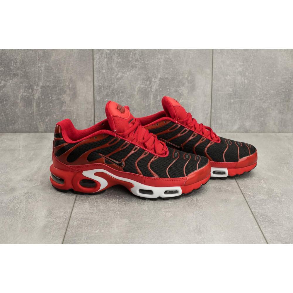 Демисезонные кроссовки мужские   - Мужские кроссовки текстильные весна/осень красные Ditof TN-14 2