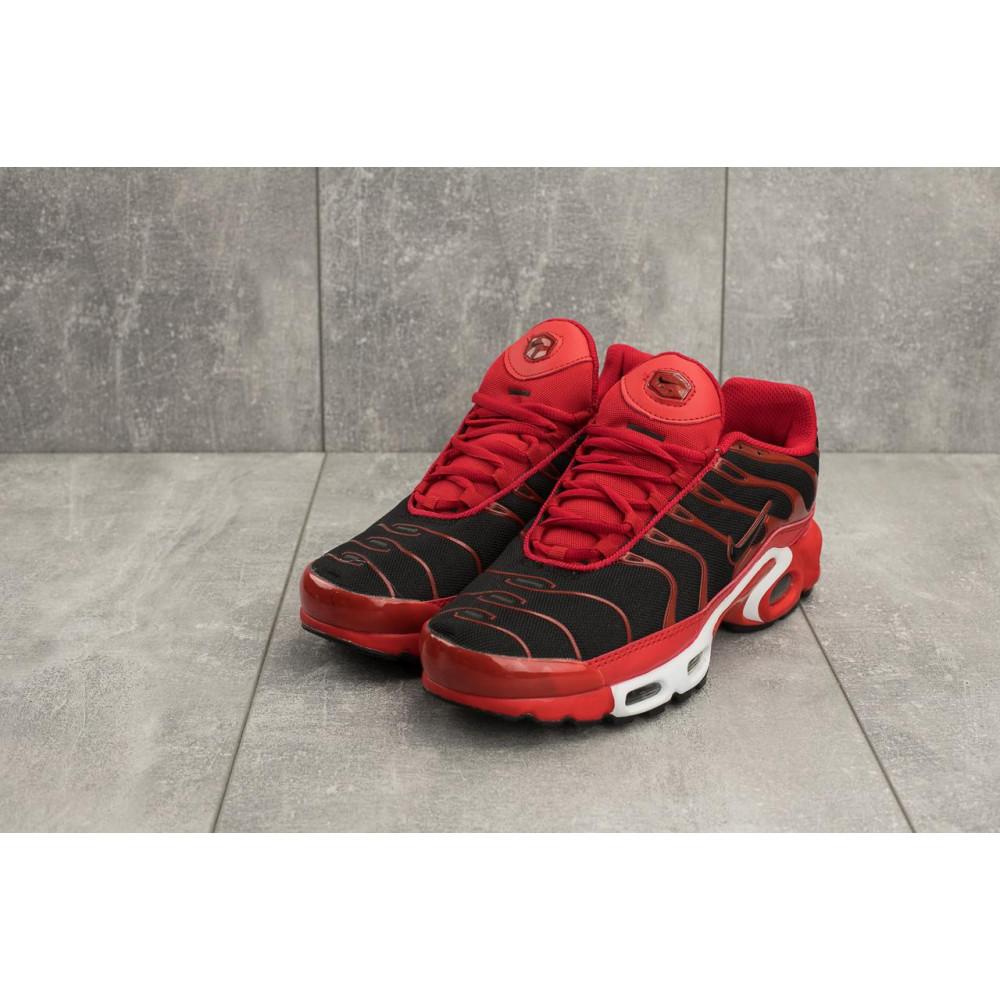 Демисезонные кроссовки мужские   - Мужские кроссовки текстильные весна/осень красные Ditof TN-14 1