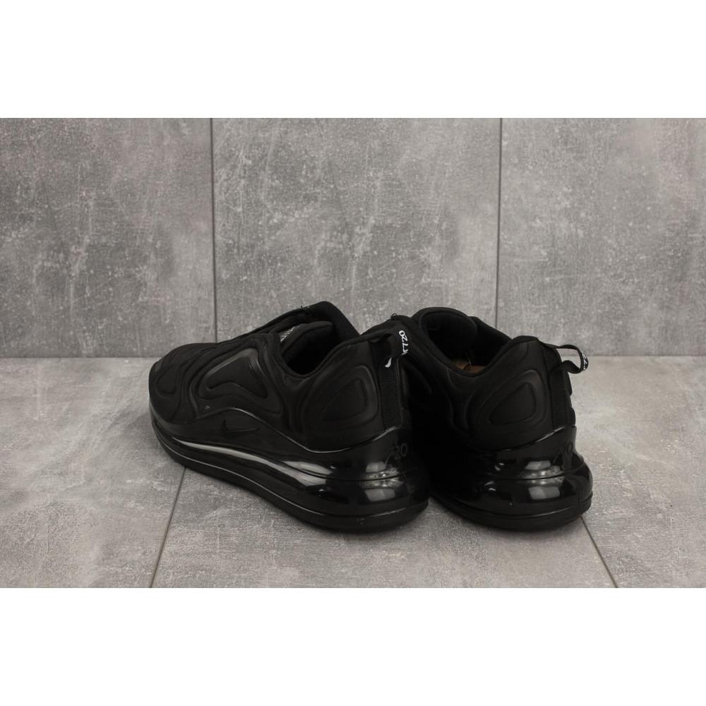 Классические кроссовки мужские - Мужские кроссовки текстильные весна/осень черные Ditof A 1154 -1 2