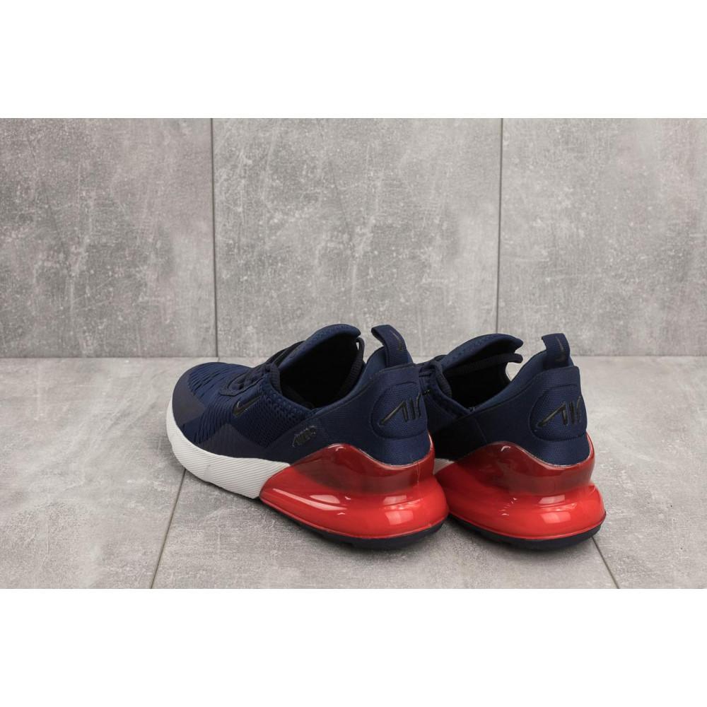 Беговые кроссовки мужские  - Мужские кроссовки текстильные весна/осень синие Aoka B 1122 -2 2