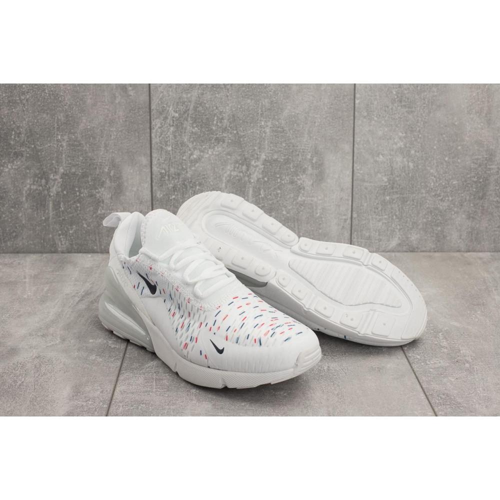 Демисезонные кроссовки мужские   - Мужские кроссовки текстильные весна/осень белые Baas А 358 -4 4