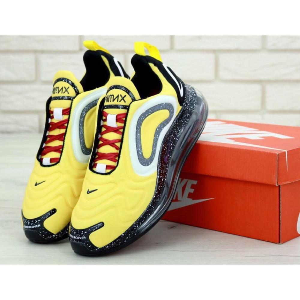 Классические кроссовки мужские - Мужские кроссовки Найк Аир Макс 720 желтые