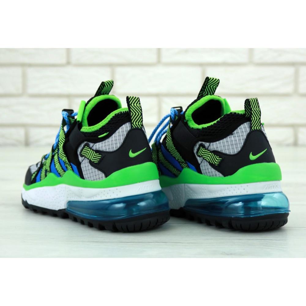 Демисезонные кроссовки мужские   - Мужские кроссовки Nike Air Max 270 Bowfin 4